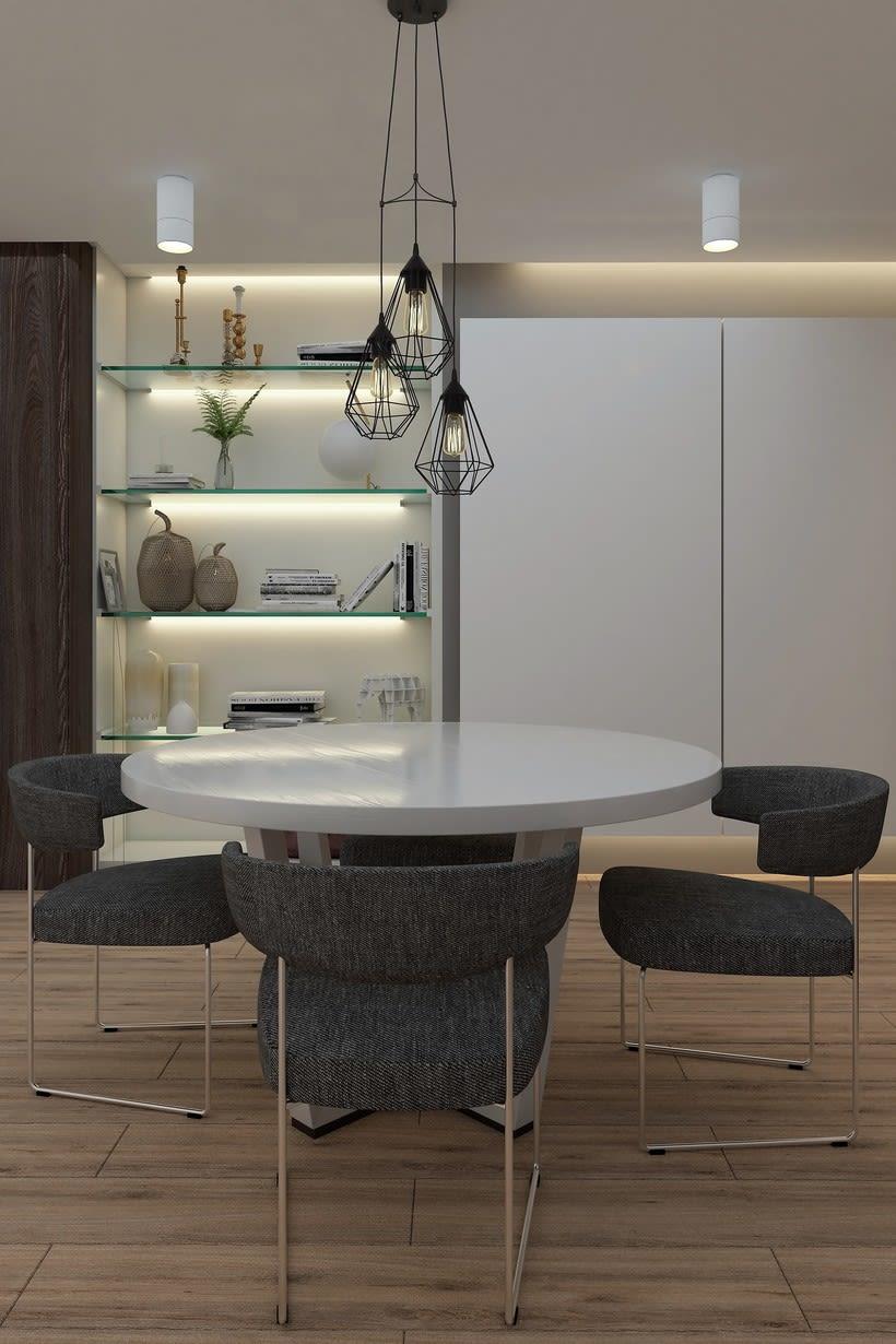 Diseño de Apartamento 3
