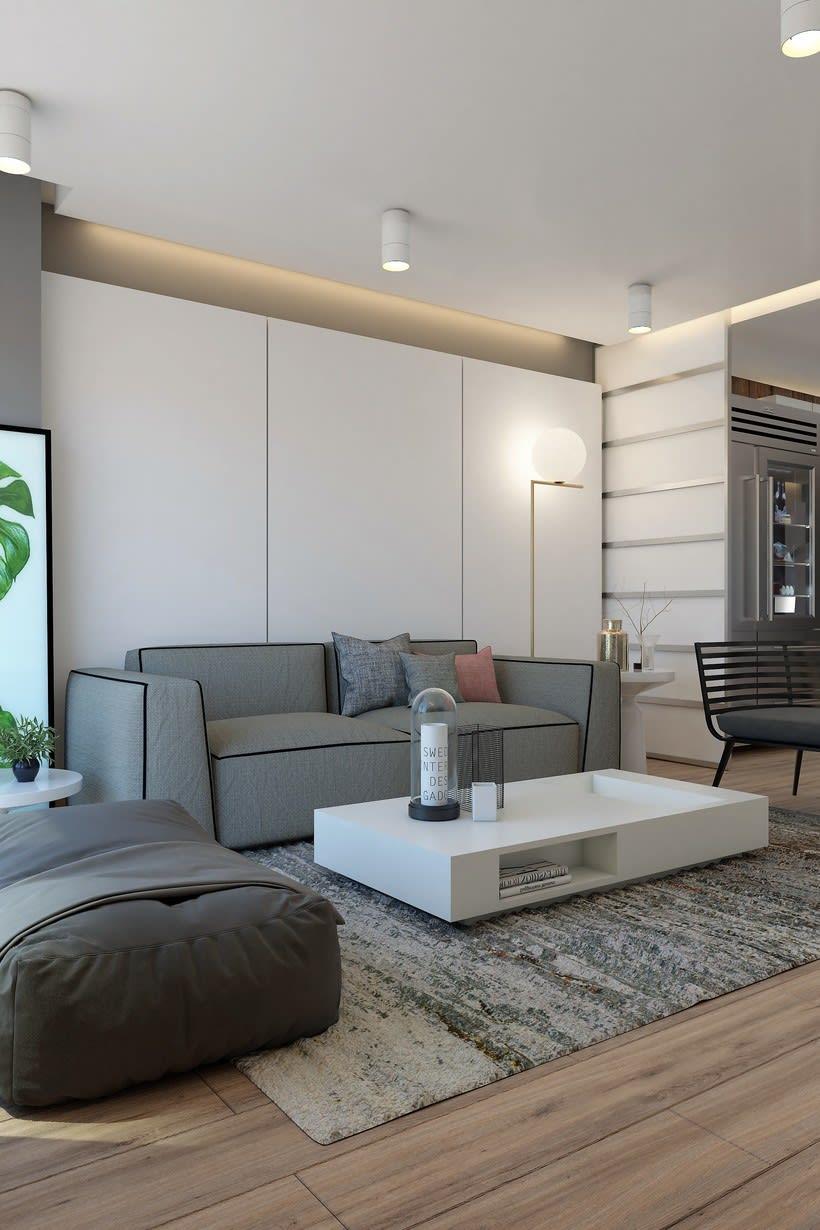 Diseño de Apartamento 5