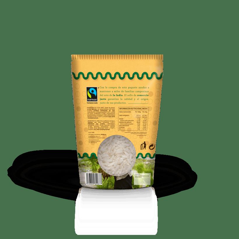 PuroPuri | Puffed Rice Snack 2