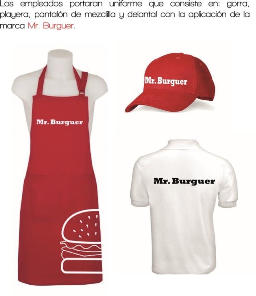 Manual de identidad Mr. burguer 3