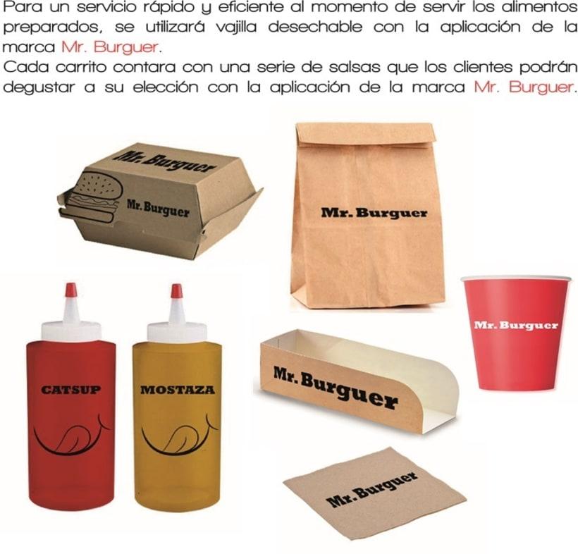 Manual de identidad Mr. burguer 4