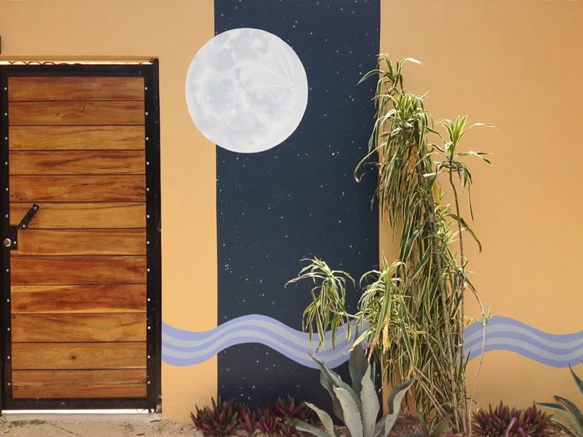 Casa Mextli / Pintura Mural 8