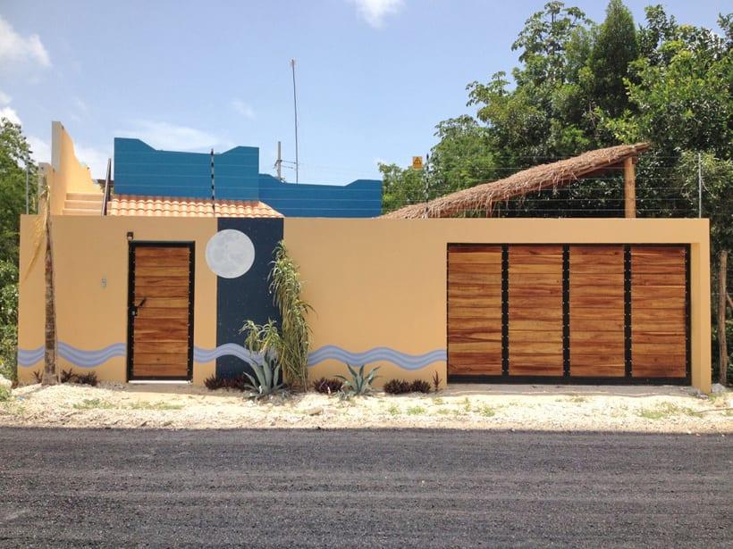 Casa Mextli / Pintura Mural 9