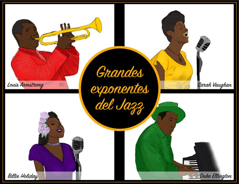 La historia del jazz - Revista Niú 1