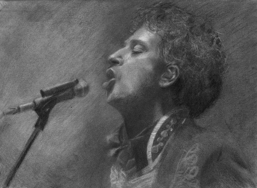 Gustavo Cerati - Ilustraciones -1