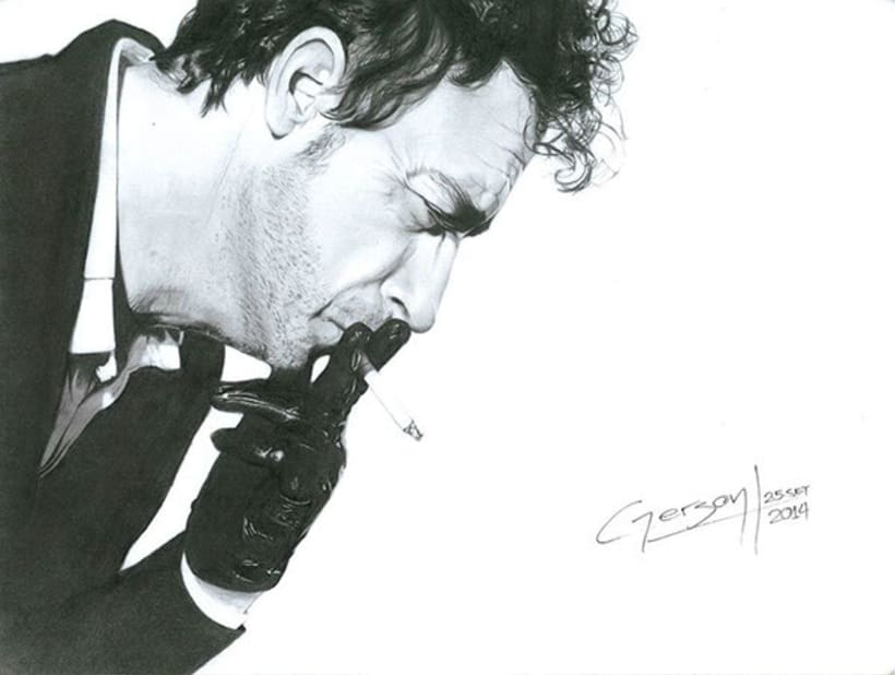 Gustavo Cerati - Ilustraciones 0