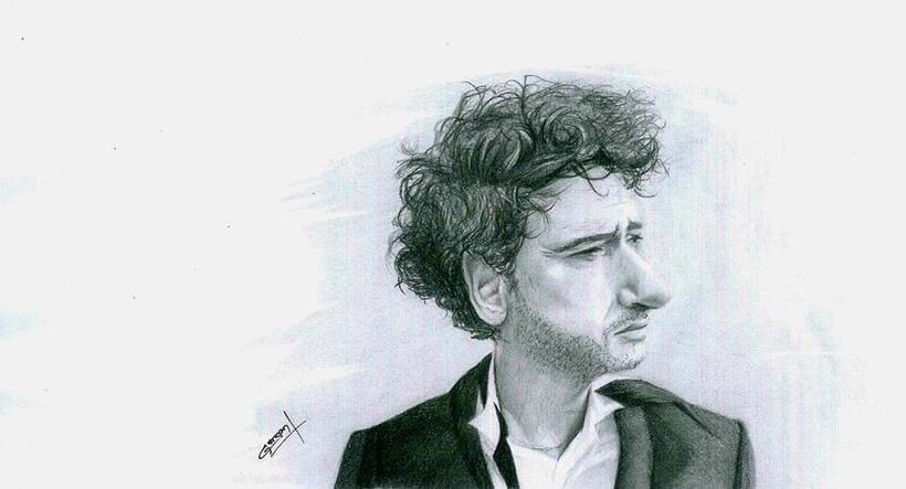 Gustavo Cerati - Ilustraciones 1
