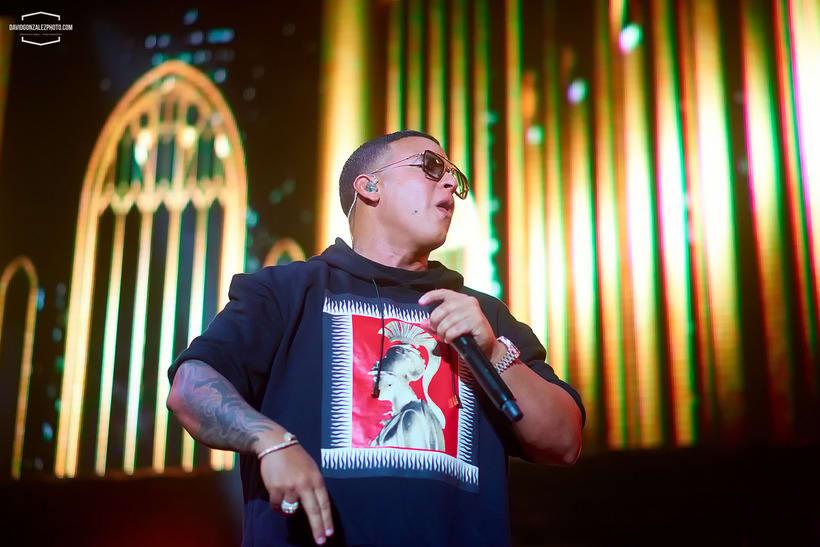 Concierto Daddy Yankee Valencia por David Gonzalez 3