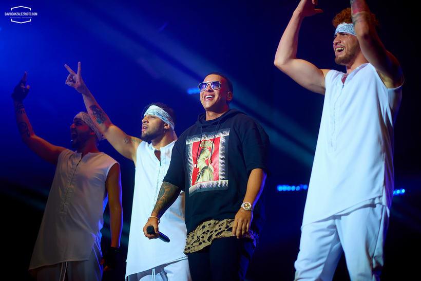 Concierto Daddy Yankee Valencia por David Gonzalez 7