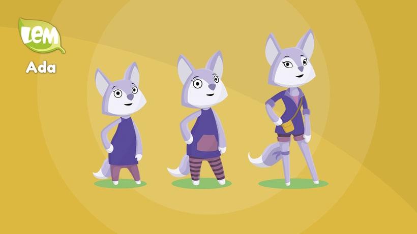 LEM - Diseño de Personajes 5