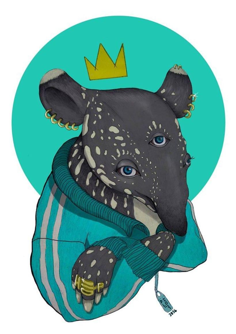 King Tapir -1