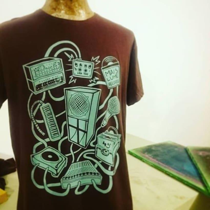 Mais Lume Records Design -1