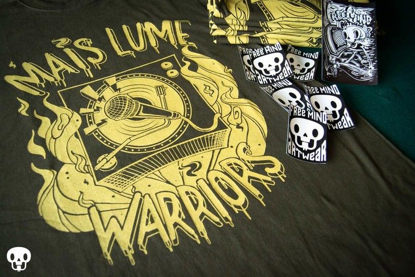 Mais Lume Warriors -1