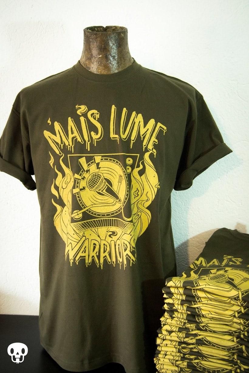 Mais Lume Warriors 0