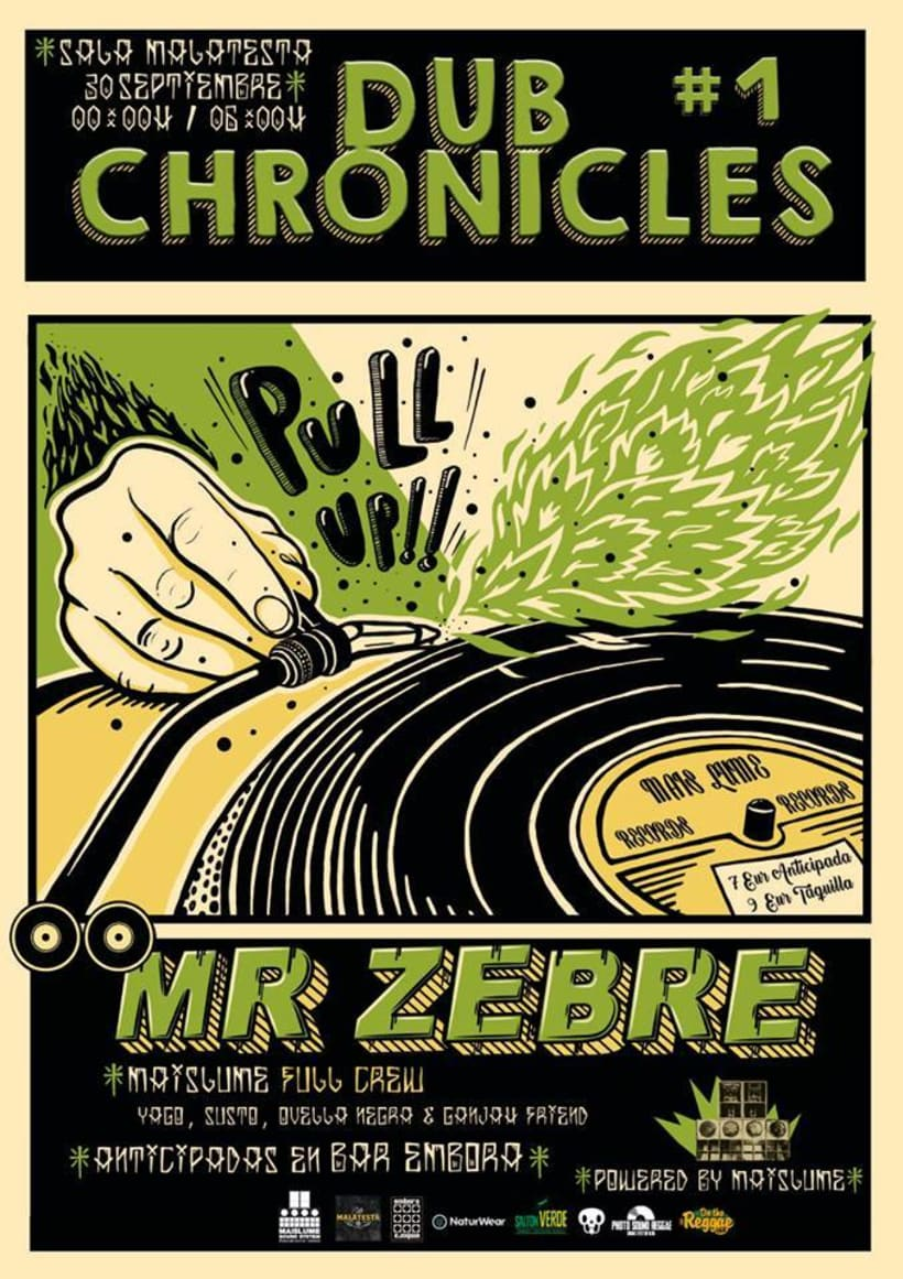 DUB CHRONICLES 0