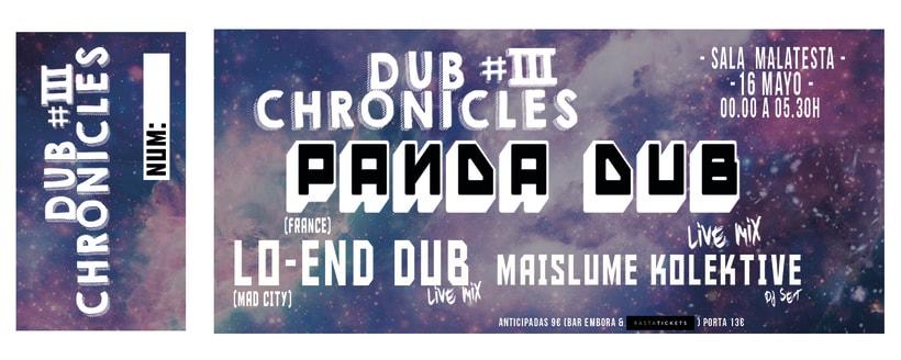 DUB CHRONICLES 3