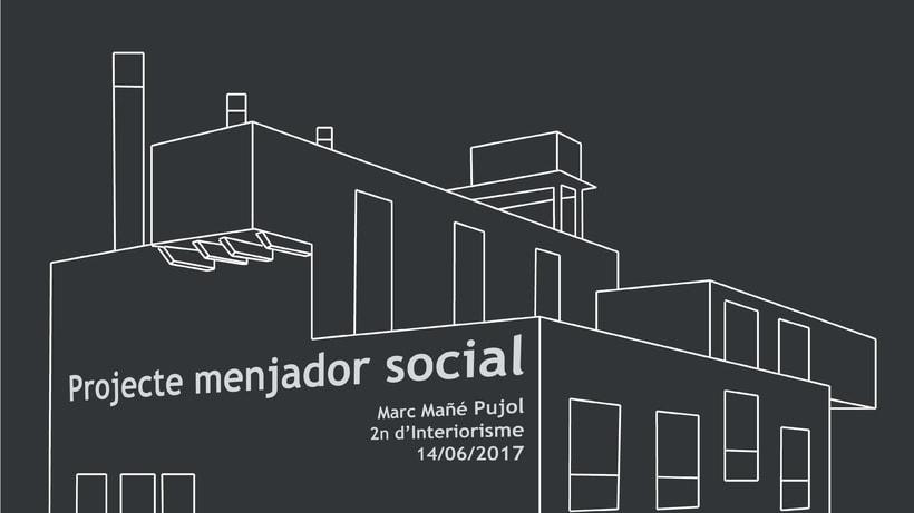 Proyecto comedor social domestika for Proyecto social comedor comunitario