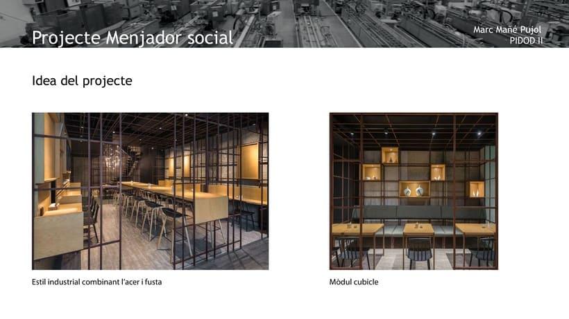 Proyecto Comedor Social 6