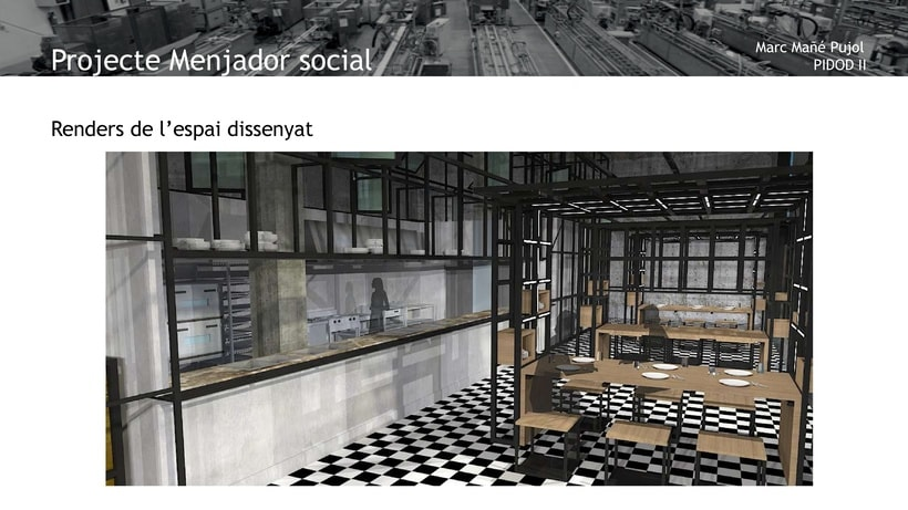 Proyecto Comedor Social 11
