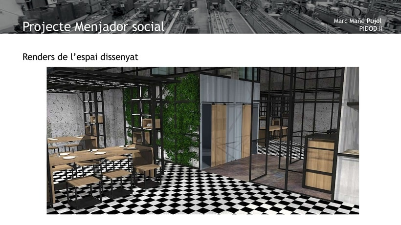 Proyecto Comedor Social 12