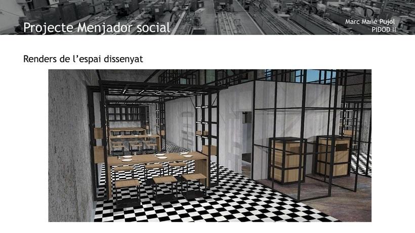 Proyecto Comedor Social 13