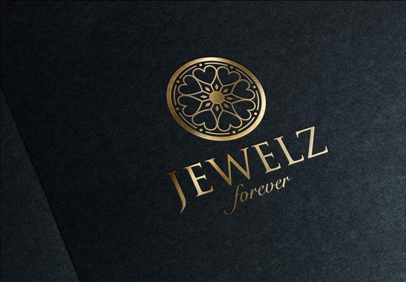 Logotipo joyería 0