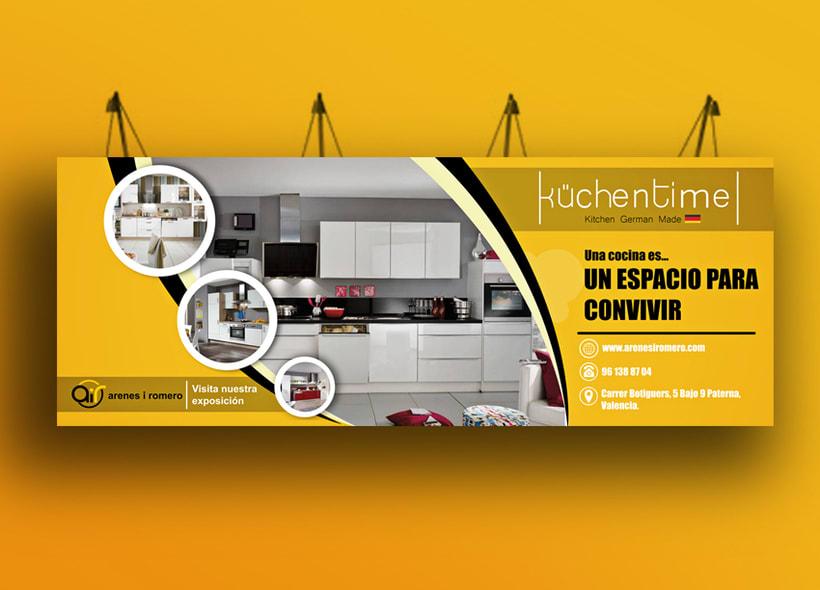propuesta de valla publicitaria para la empresa arenes i romero, ubicada en valencia -  -1