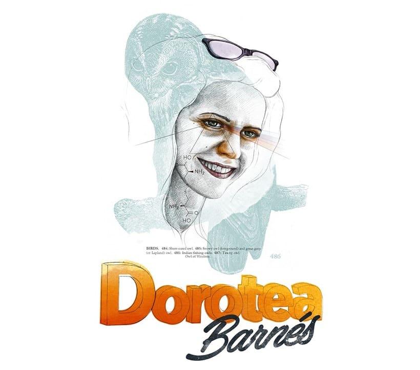 Dorotea Barnés - Principia Magazine 2