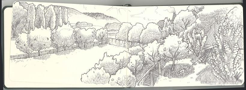 Cuaderno de bocetos -1