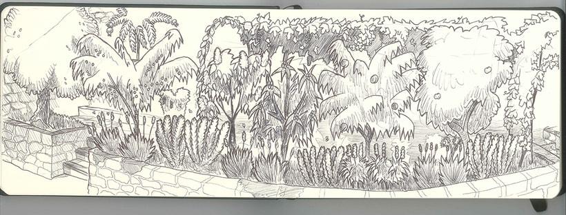 Cuaderno de bocetos 2
