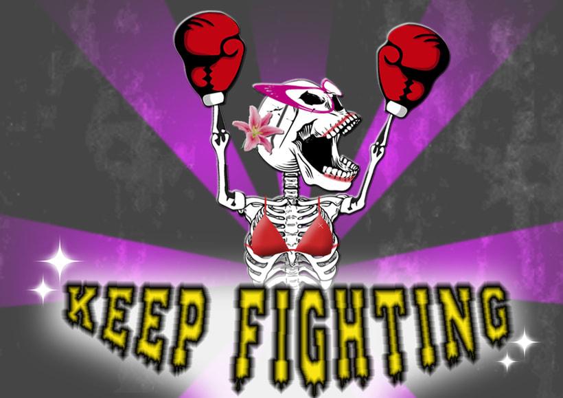 Keep Fighting!! :) 0