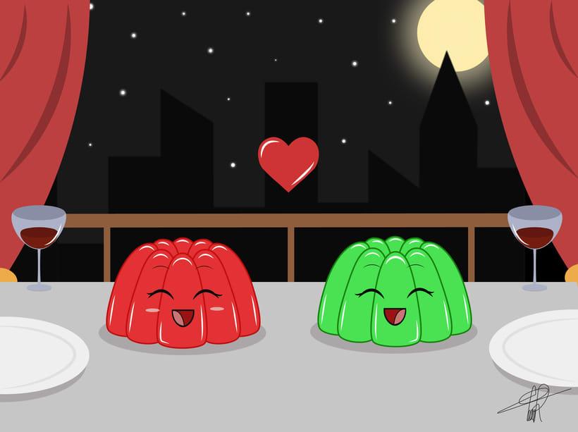 Jelly Friends -1