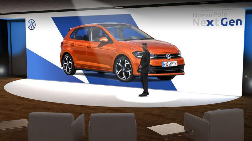Concurso Volkswagen Nuevo Polo presentación prensa 3