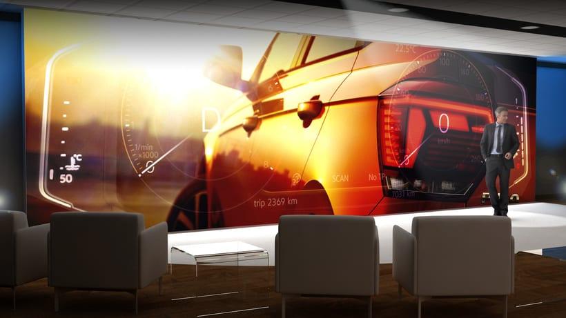 Concurso Volkswagen Nuevo Polo presentación prensa 4