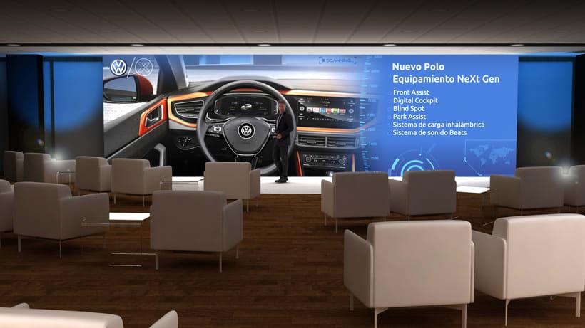Concurso Volkswagen Nuevo Polo presentación prensa 5