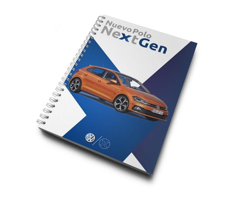 Concurso Volkswagen Nuevo Polo presentación prensa 1