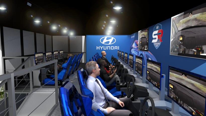 Hyundai eSports SIM RACING CUP propuesta 6