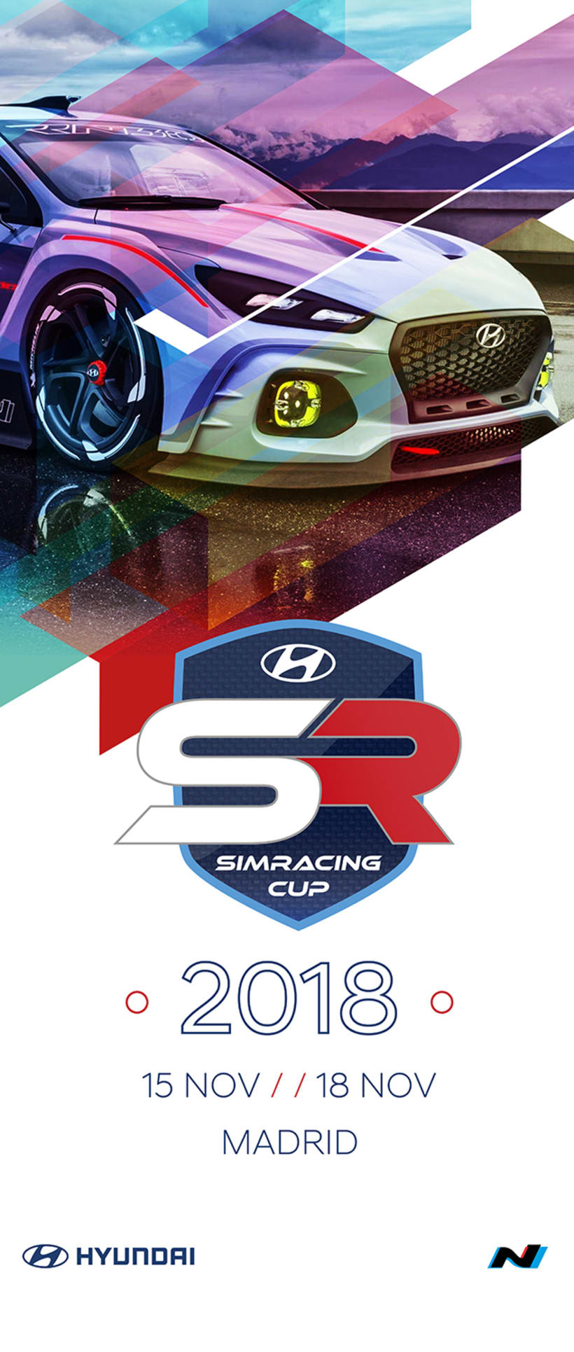 Hyundai eSports SIM RACING CUP propuesta 0