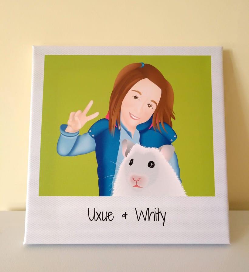 Uxue & Whity 1