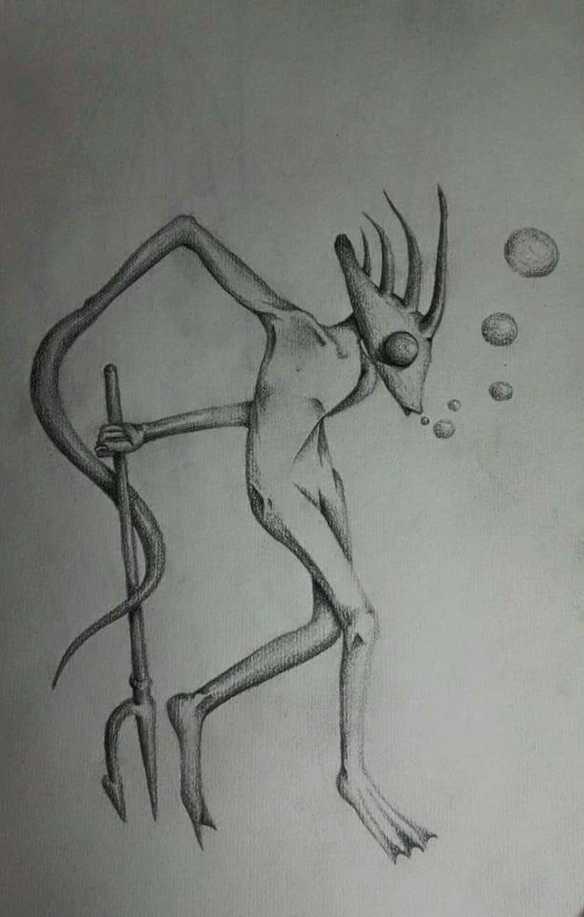 Bestiario (bocetos) 0