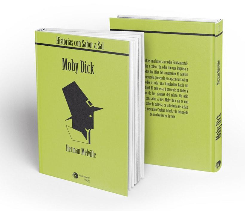 Diseño portadas colección novelas de temática marina 0
