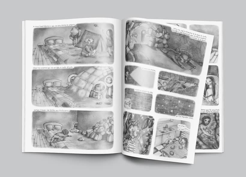 La Cueva. Novela gráfica sobre el texto de Fernando Iwasaki 2