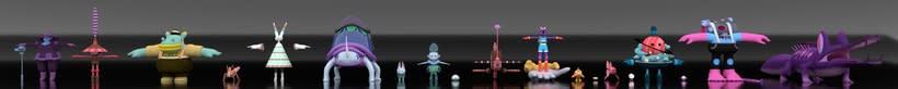 Character TD - Cortana Microsoft 1