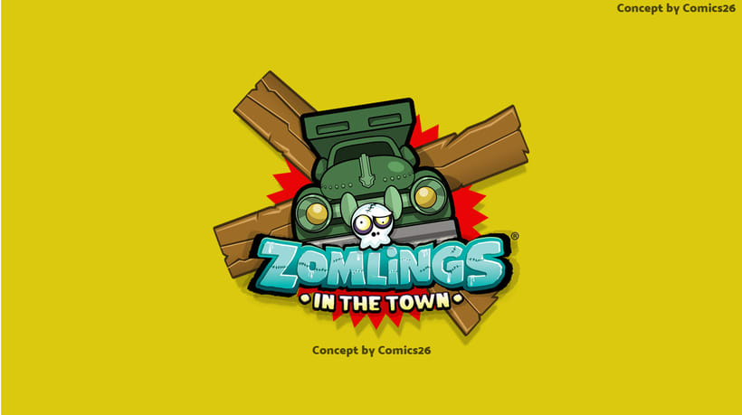 Zomlings Car Concept 2017 0