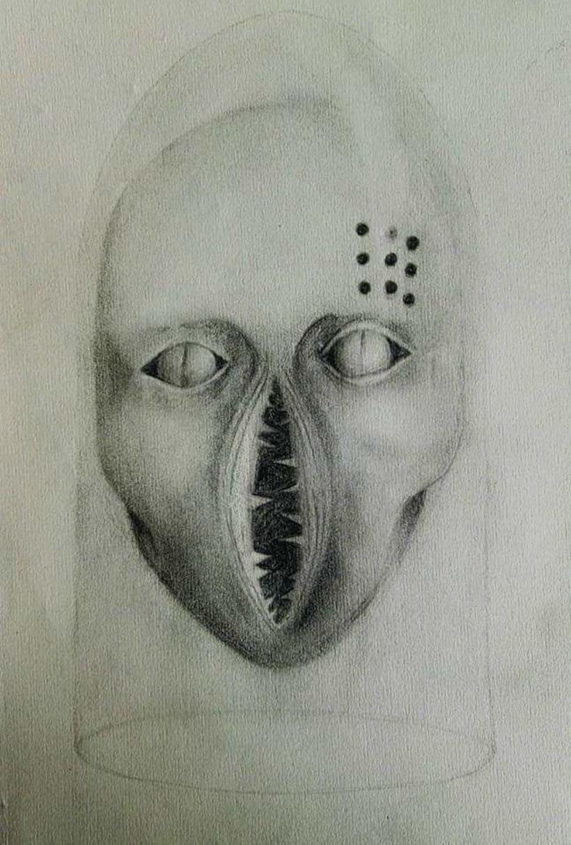 Bestiario (bocetos) 3