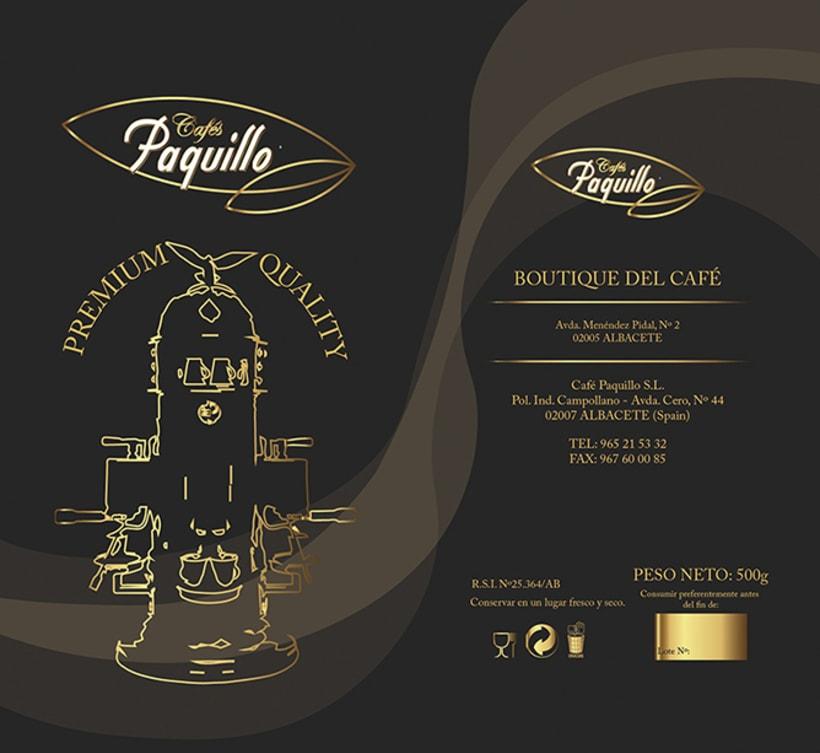 Packaging Café y Azúcar 3