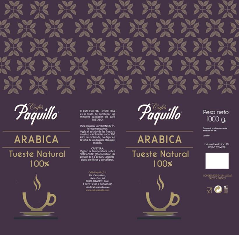 Packaging Café y Azúcar 6