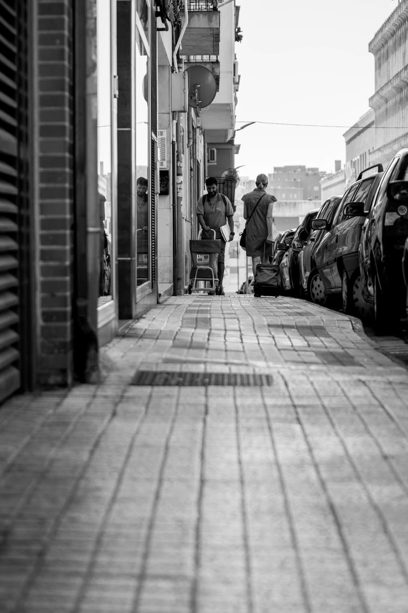Mi Proyecto del curso: Fotoperiodismo y Fotografía Social 1