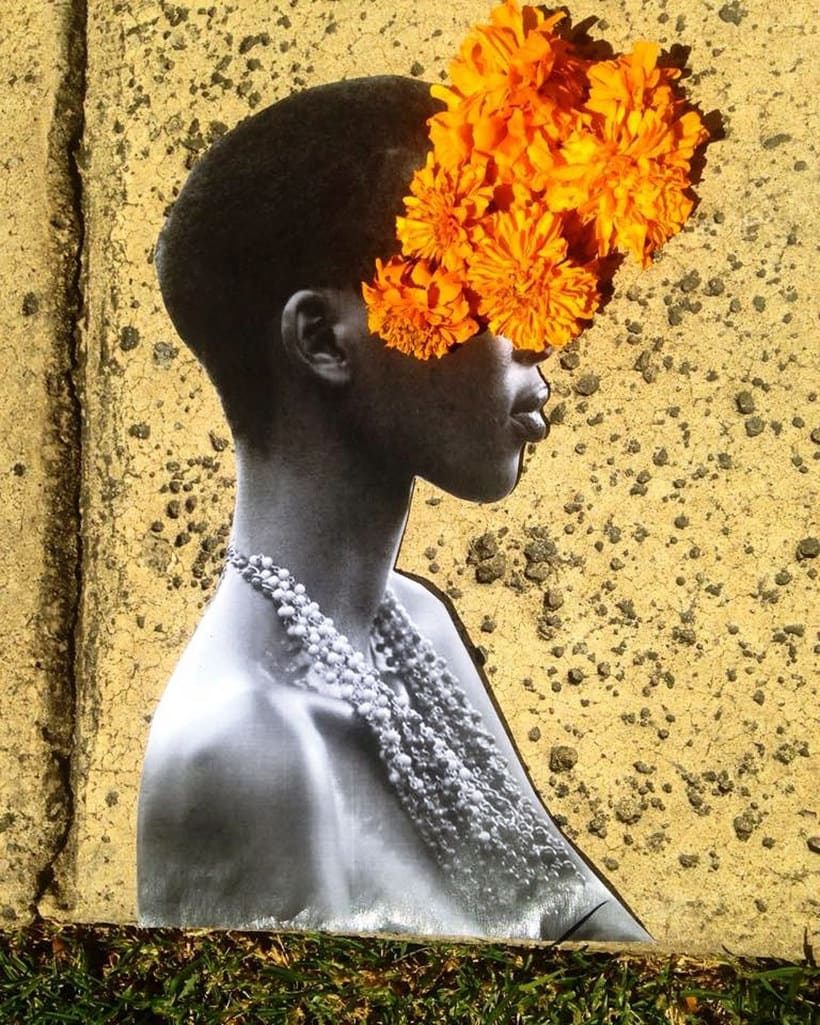 El arte urbano textil con aire mexicano de Victoria Villasana 15
