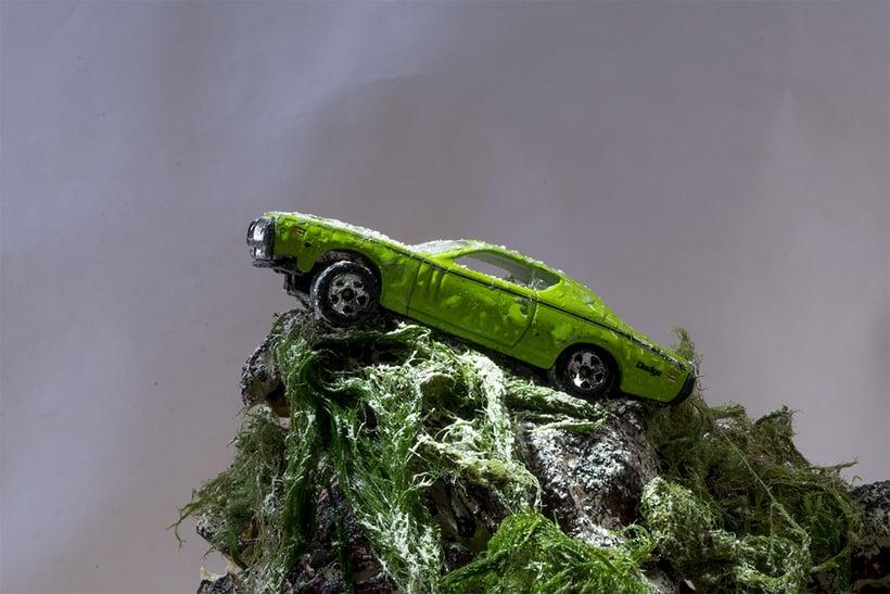 Mi Proyecto del curso: Fotografía creativa en estudio con modelos a escala 3